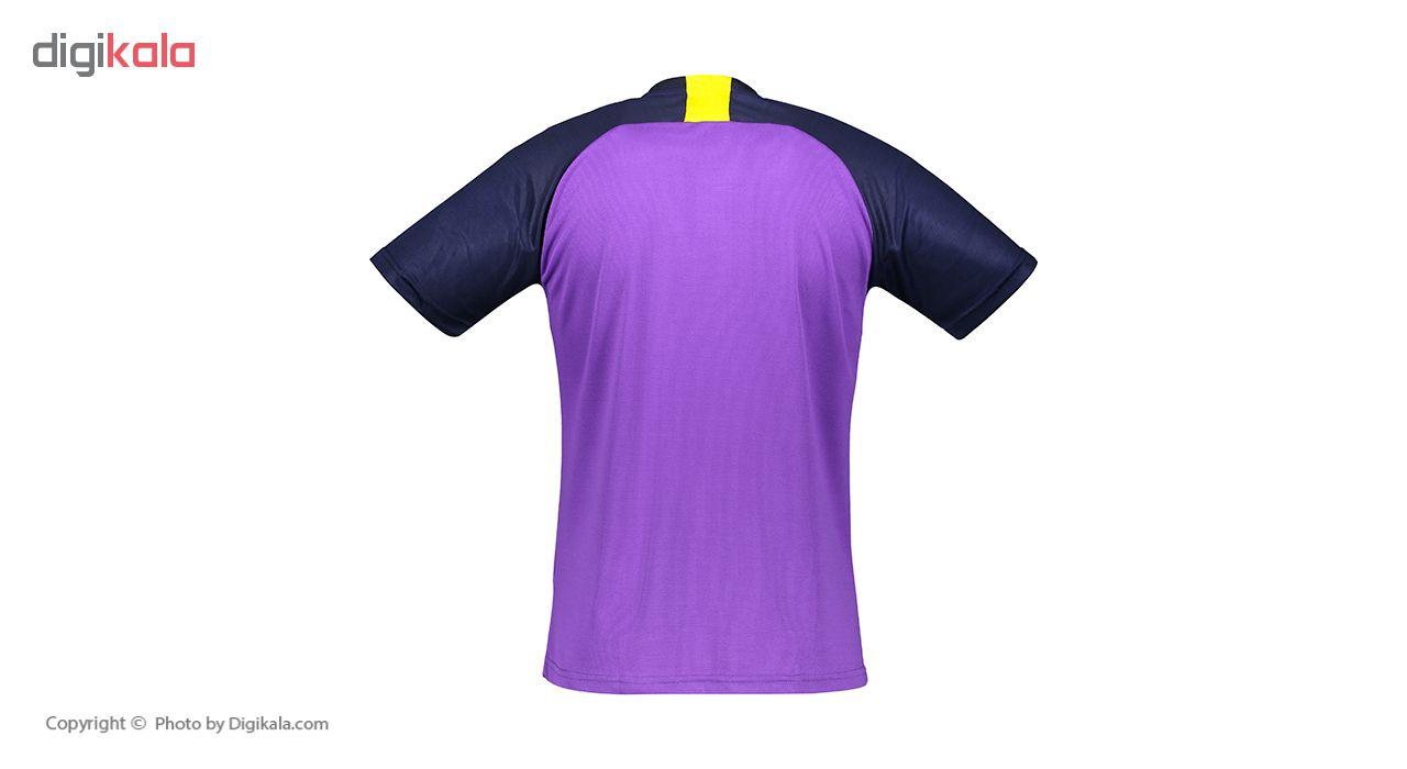 ست تی شرت و شلوارک مردانه پانیل مدل PA1102NP