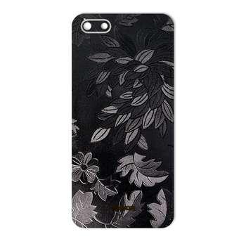 برچسب پوششی ماهوت طرح Wild-Flower مناسب برای گوشی موبایل هوآوی Y5 Prime 2018
