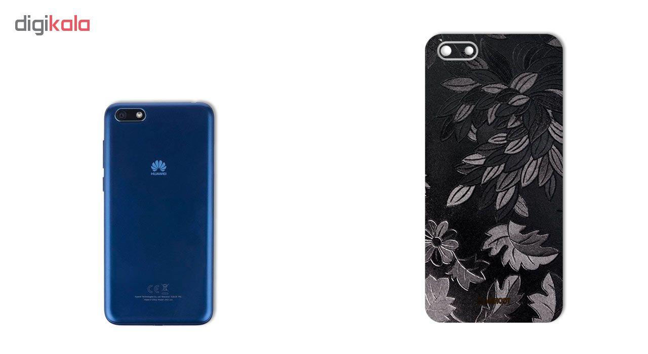 برچسب پوششی ماهوت طرح Wild-Flower مناسب برای گوشی موبایل هوآوی Y5 Prime 2018 main 1 1