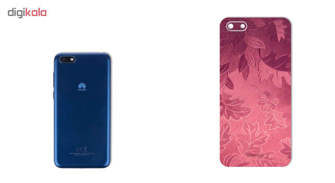 برچسب پوششی ماهوت طرح Wild-Flower مناسب برای گوشی موبایل هوآوی Y5 Prime 2018 main 1 2