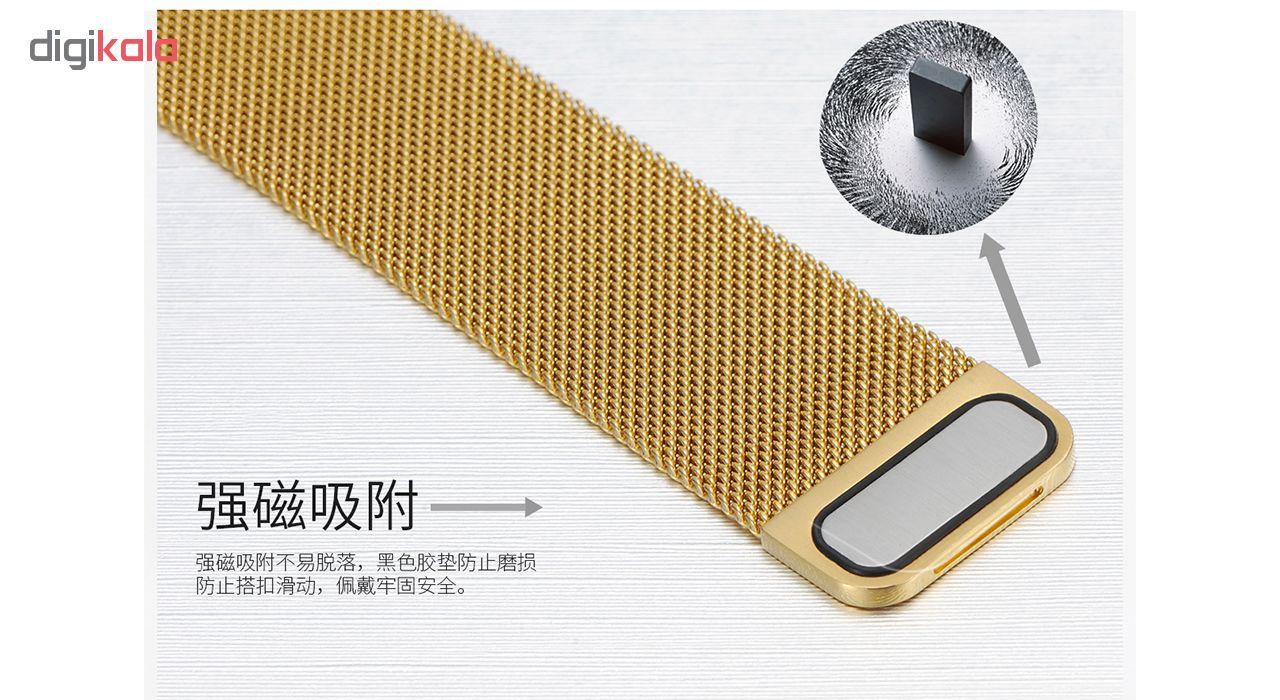 بند ساعت کوتتسی مدل W20 مناسب برای ساعت هوشمند سامسونگ Gear S3