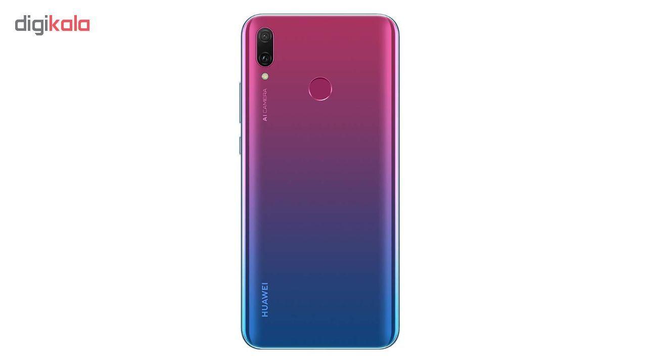 گوشی موبایل هوآوی مدل Y9 2019 دو سیم کارت ظرفیت 64 گیگابایت - با برچسب قیمت مصرفکننده main 1 3