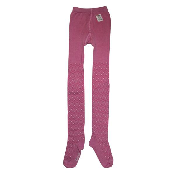 جوراب شلواری دخترانه کنته کیدز مدل 4C-04 رنگ صورتی