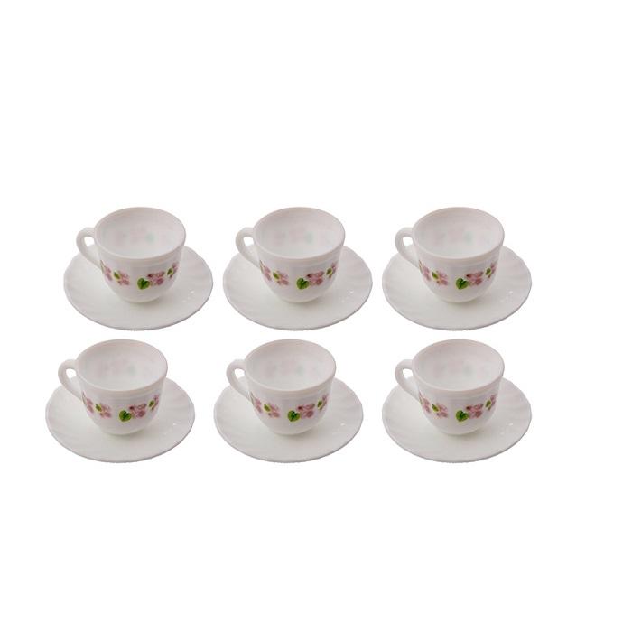 عکس سرویس چای خوری 12 پارچه اوپال  کد 223