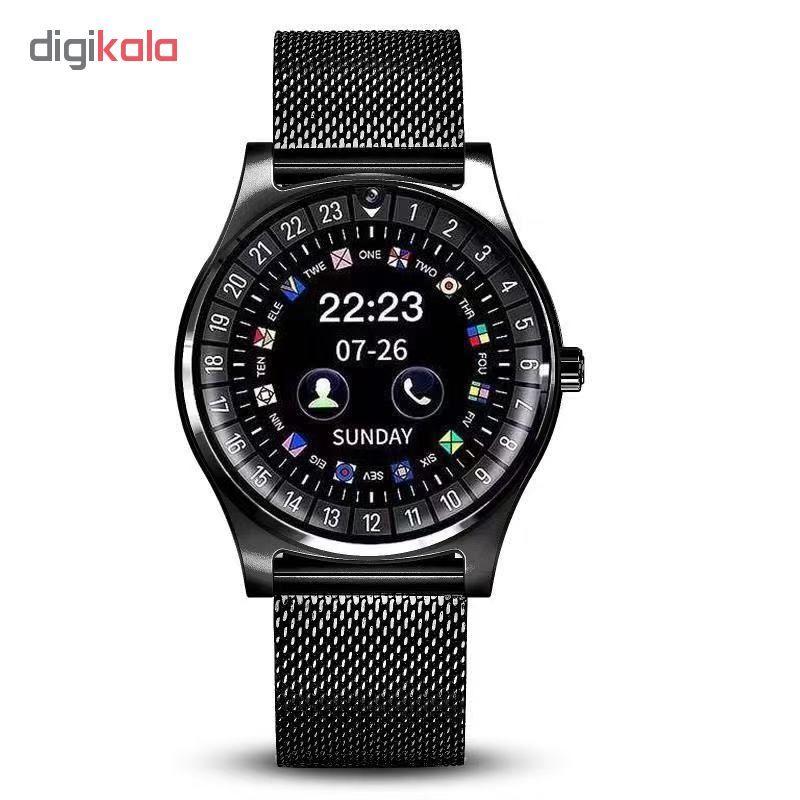 ساعت هوشمند مدل R 68 metal main 1 2