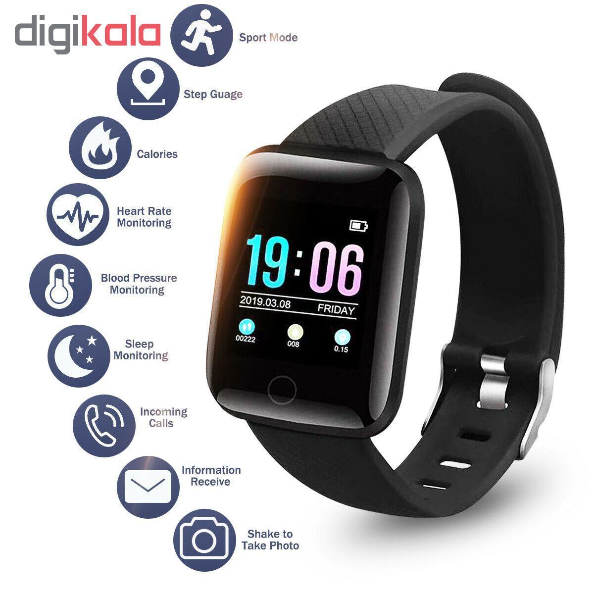 ساعت هوشمند مدل 116 PLUS main 1 5