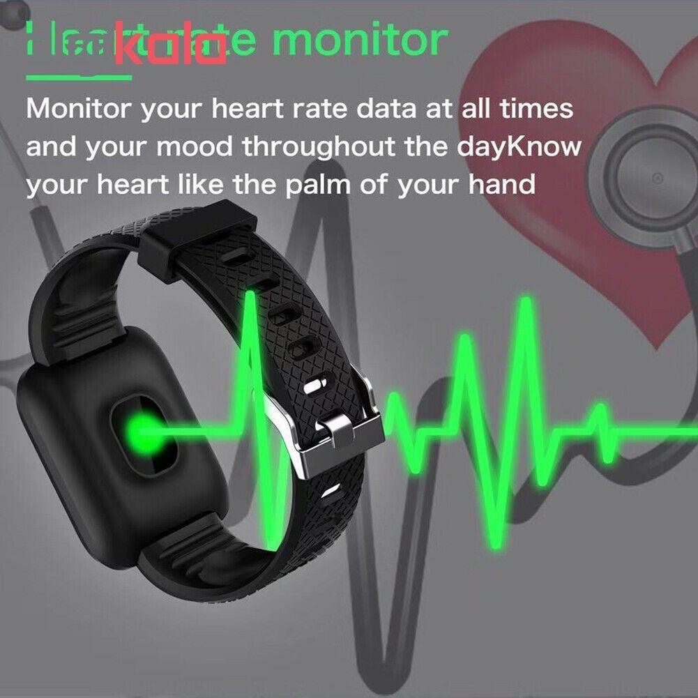 ساعت هوشمند مدل 116 PLUS main 1 6
