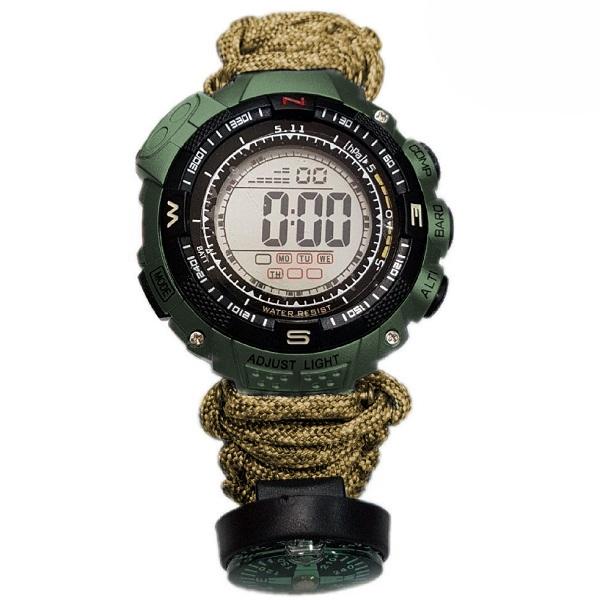 ساعت مچی دیجیتال مدل پاراکورد E20 KH