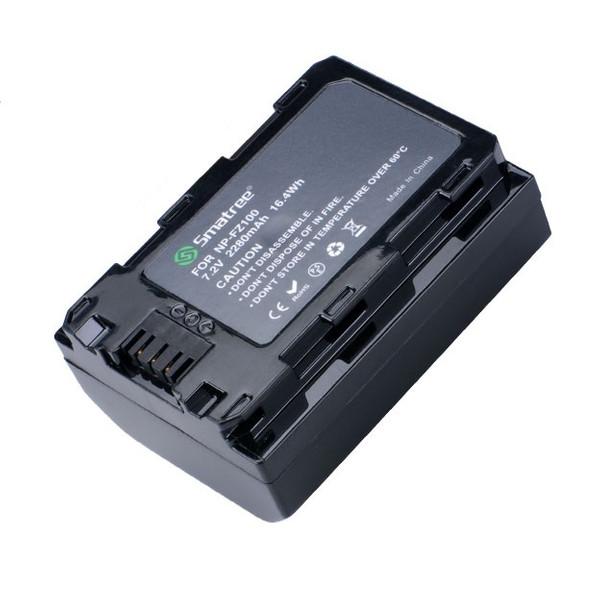 باتری دوربین اسماتری مدل NP-FZ100