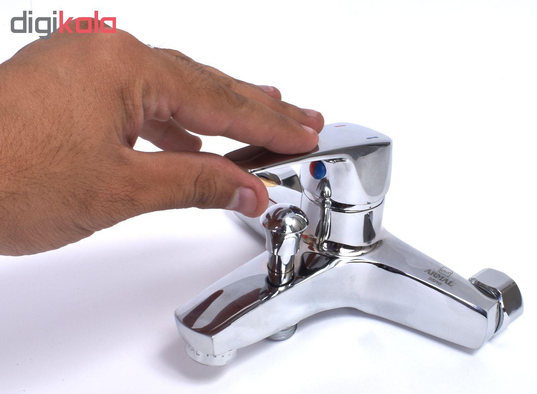 شیر حمام آرمال مدل برکه