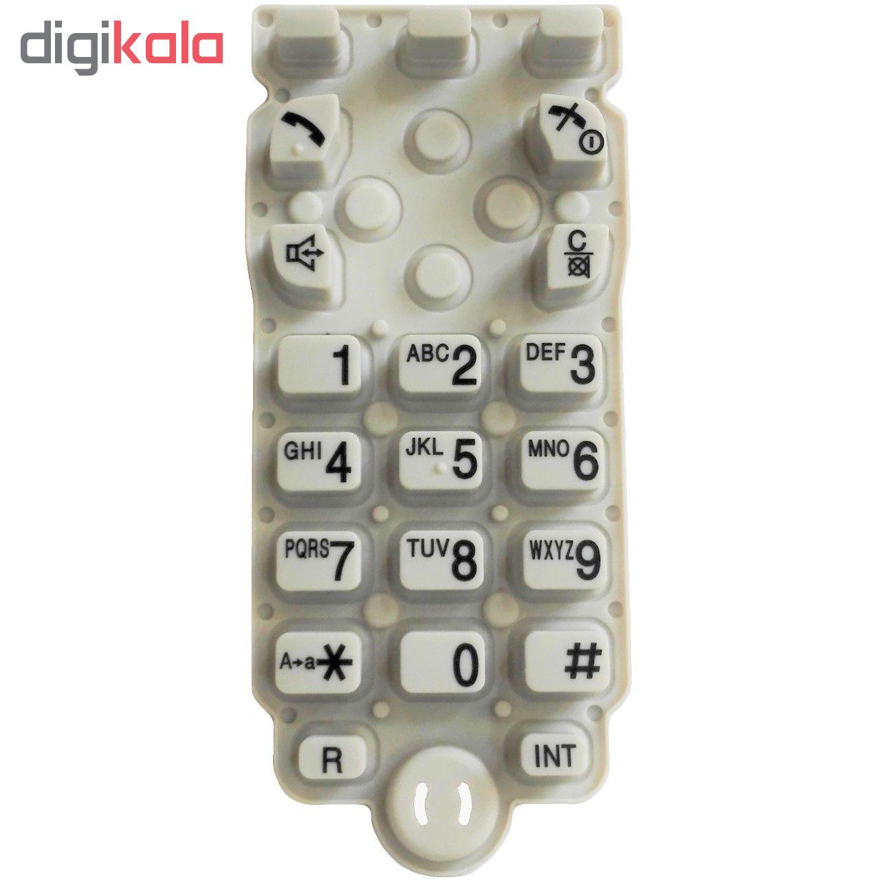 قیمت                      شماره گیر کد 72003661 مناسب برای تلفن پاناسونیک