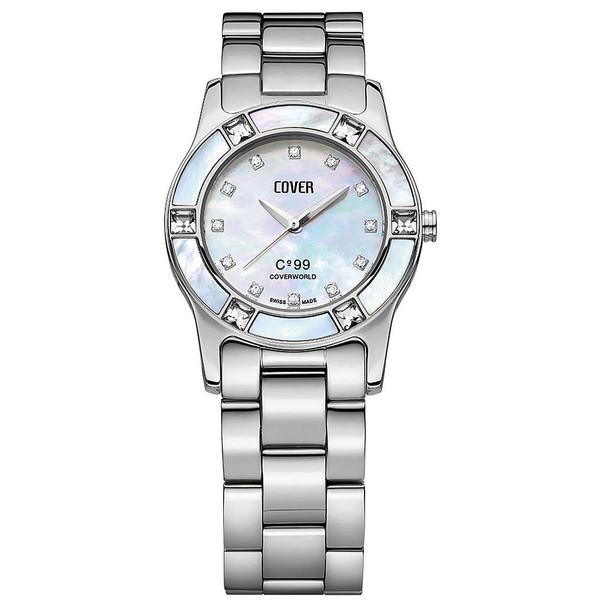 ساعت مچی عقربه ای زنانه کاور مدل Co99.01