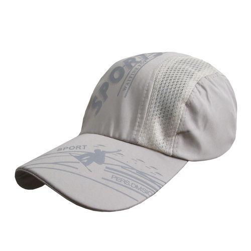 کلاه کپ مردانه مدل SJ کد 117 رنگ کرمی