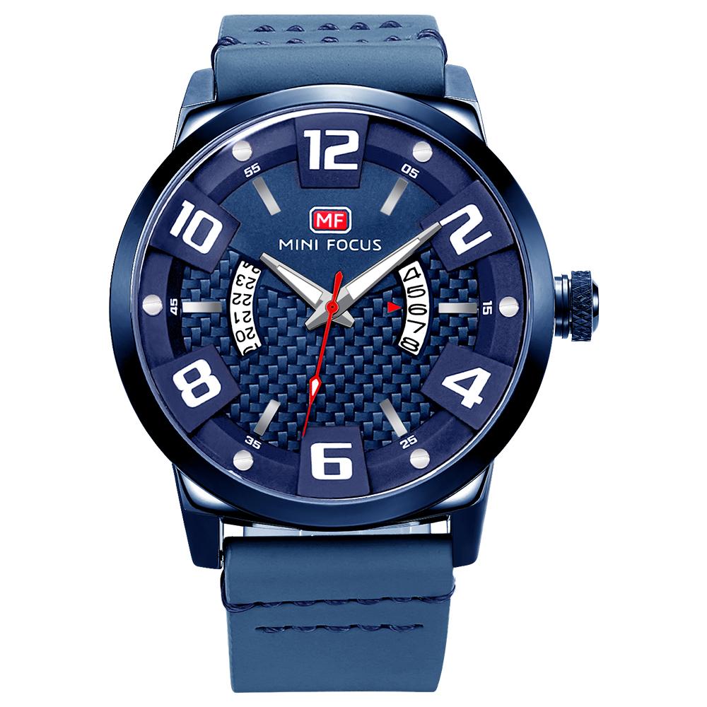 ساعت مچی عقربه ای مردانه مینی فوکوس مدل mf0149g.03