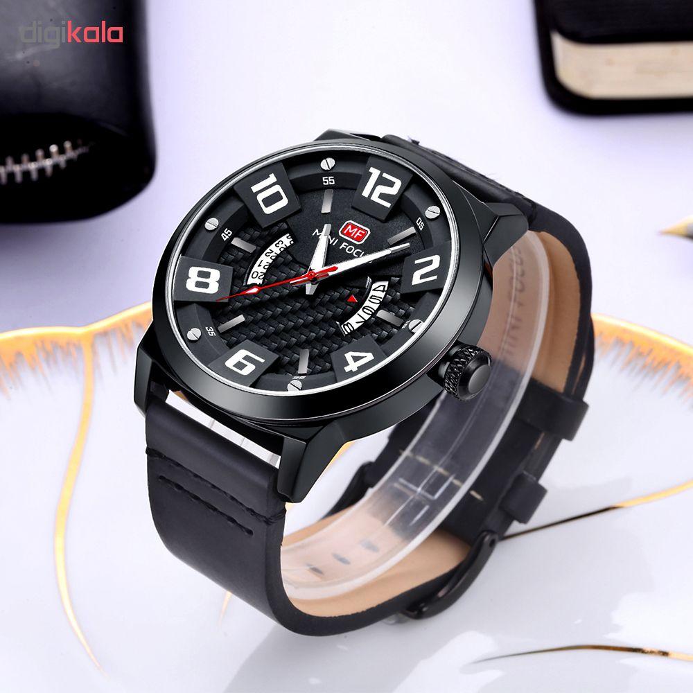ساعت مچی  مردانه مینی فوکوس مدل mf0149g.01              اصل