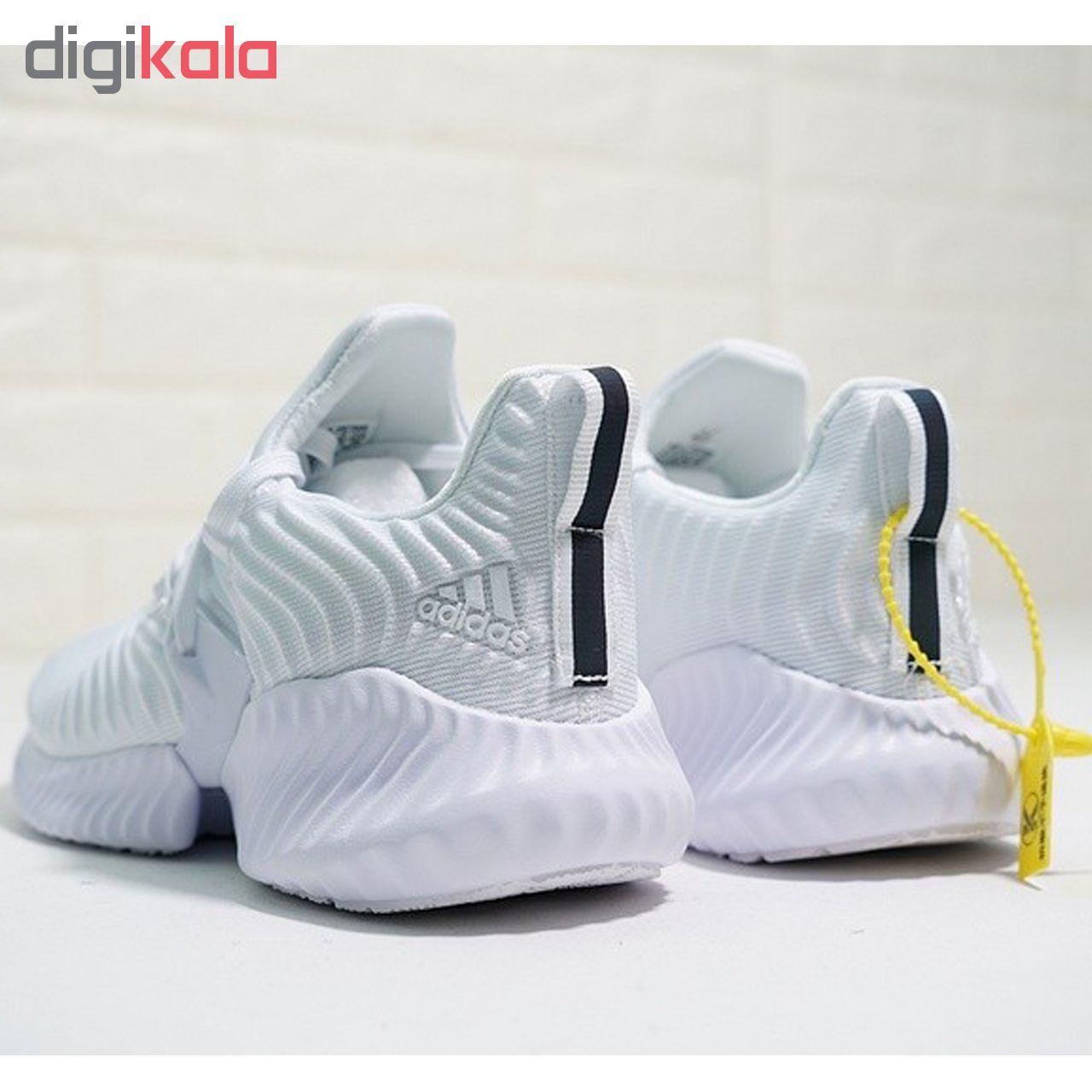 کفش مخصوص دویدن و پیاده روی زنانه آدیداس مدل Alphabounce instict کد اصلی BQ1168N