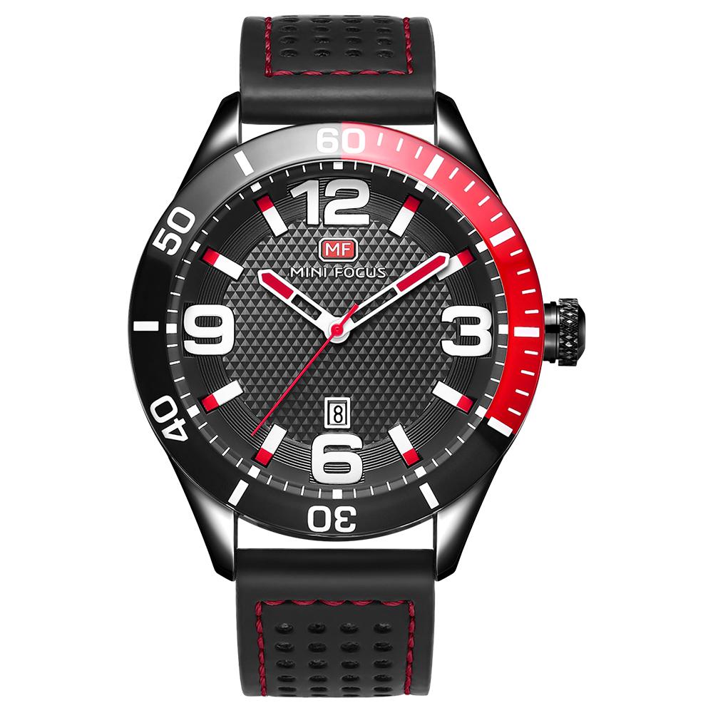 ساعت مچی عقربه ای مردانه مینی فوکوس مدل mf0155g.01