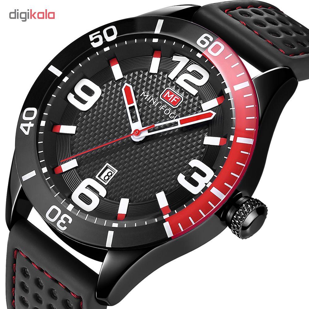 خرید ساعت مچی عقربه ای مردانه مینی فوکوس مدل mf0155g.01