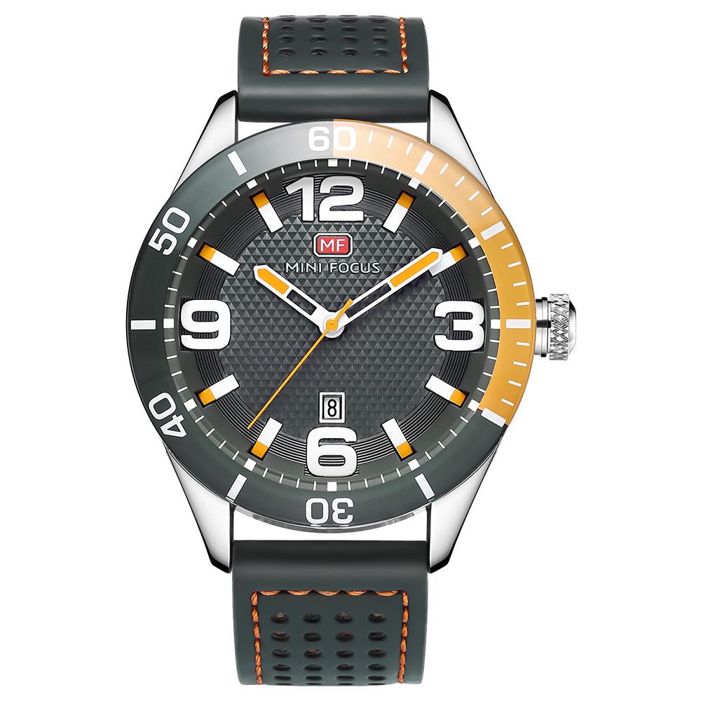 ساعت مچی عقربه ای مردانه مینی فوکوس مدل mf0155g.02