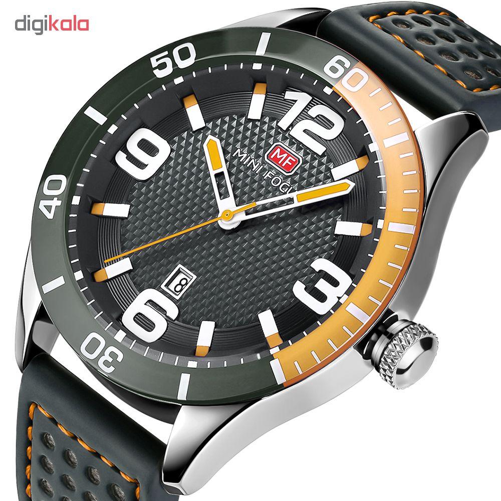 خرید ساعت مچی عقربه ای مردانه مینی فوکوس مدل mf0155g.02