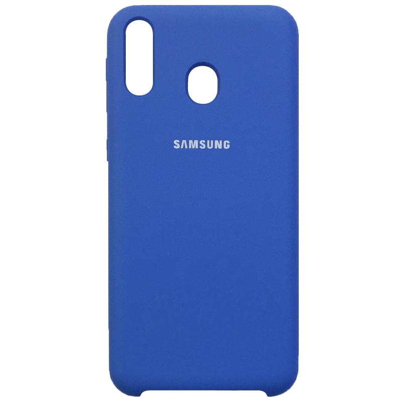 کاور مدل SIL-11 مناسب برای گوشی موبایل سامسونگ Galaxy M20