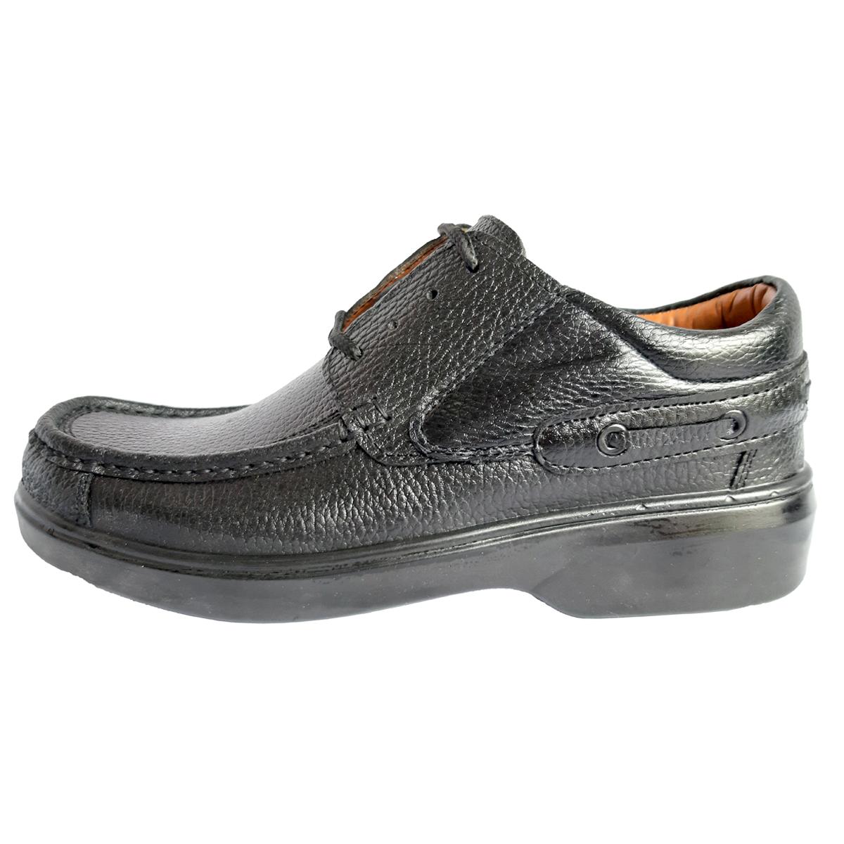 کفش چرم مردانه مدل pafix-103