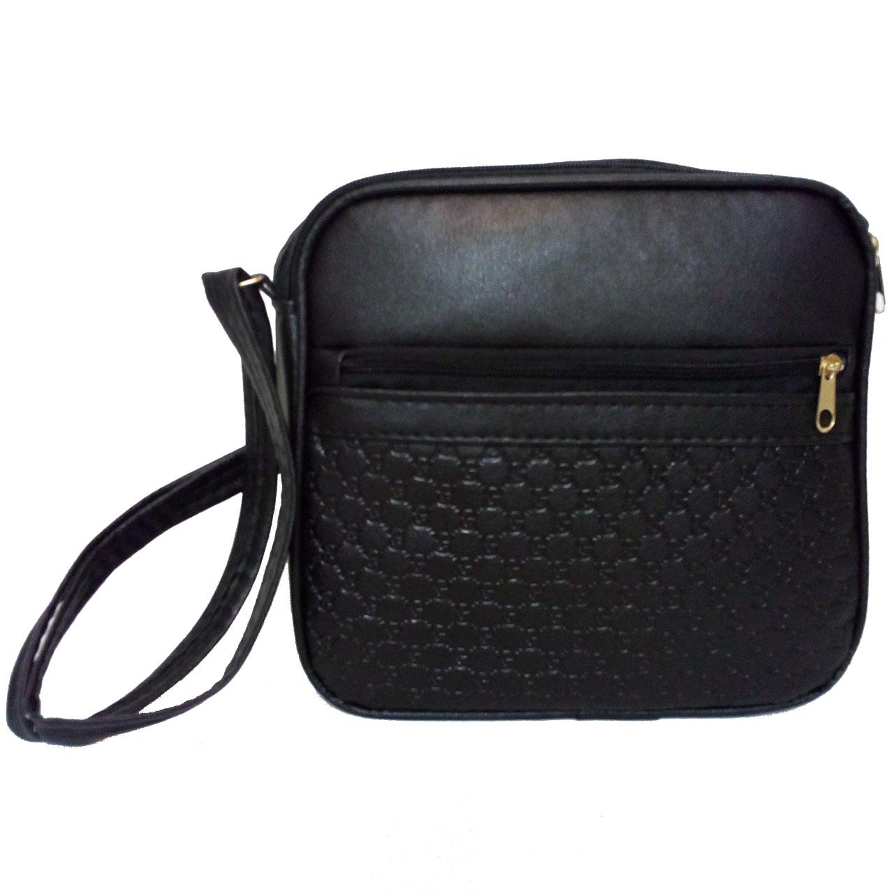کیف دوشی زنانه کد 0012