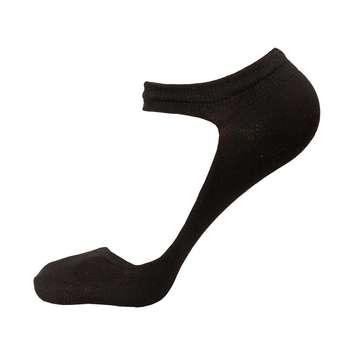 جوراب زنانه کد 01 رنگ مشکی