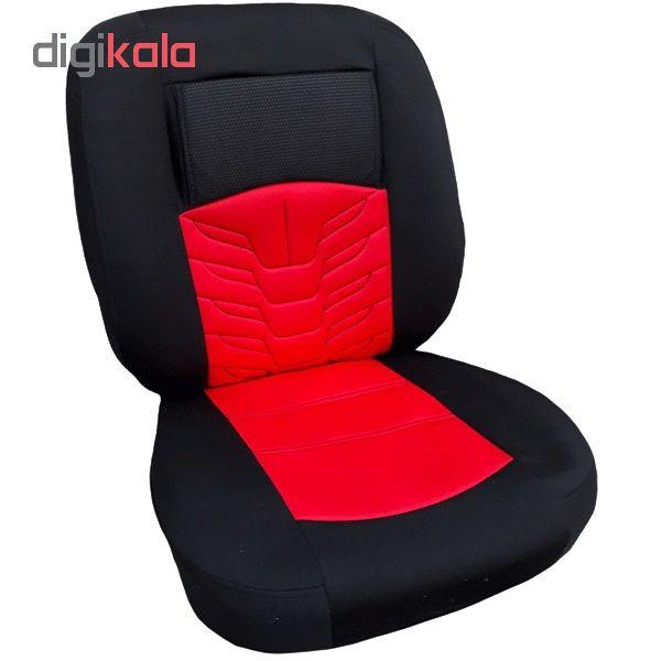 روکش صندلی خودرو کد SA24 مناسب برای پژو 206 207