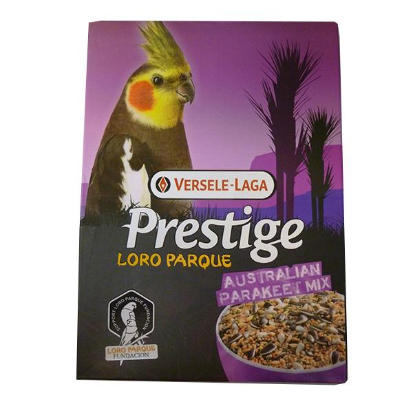 غذا خشک پرنده ورسلاگا مدل Prestige وزن 1 کیلوگرم