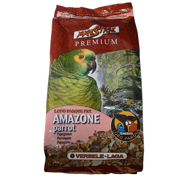 غذا خشک طوطی سانان ورسلاگا مدل Amazon وزن 1 کیلوگرم