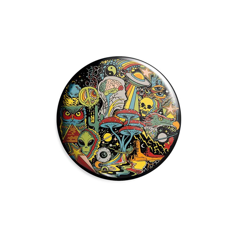قیمت پیکسل ماسا دیزاین طرح آدم فضایی سیاره قارچ چشم سایکو کد ASB01