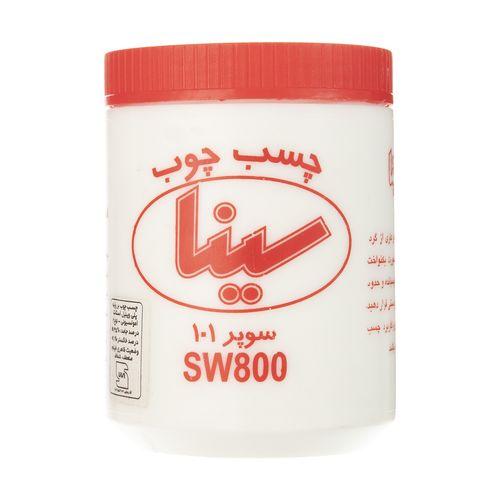 چسب چوب سینا مدل SW800 وزن 725 گرم