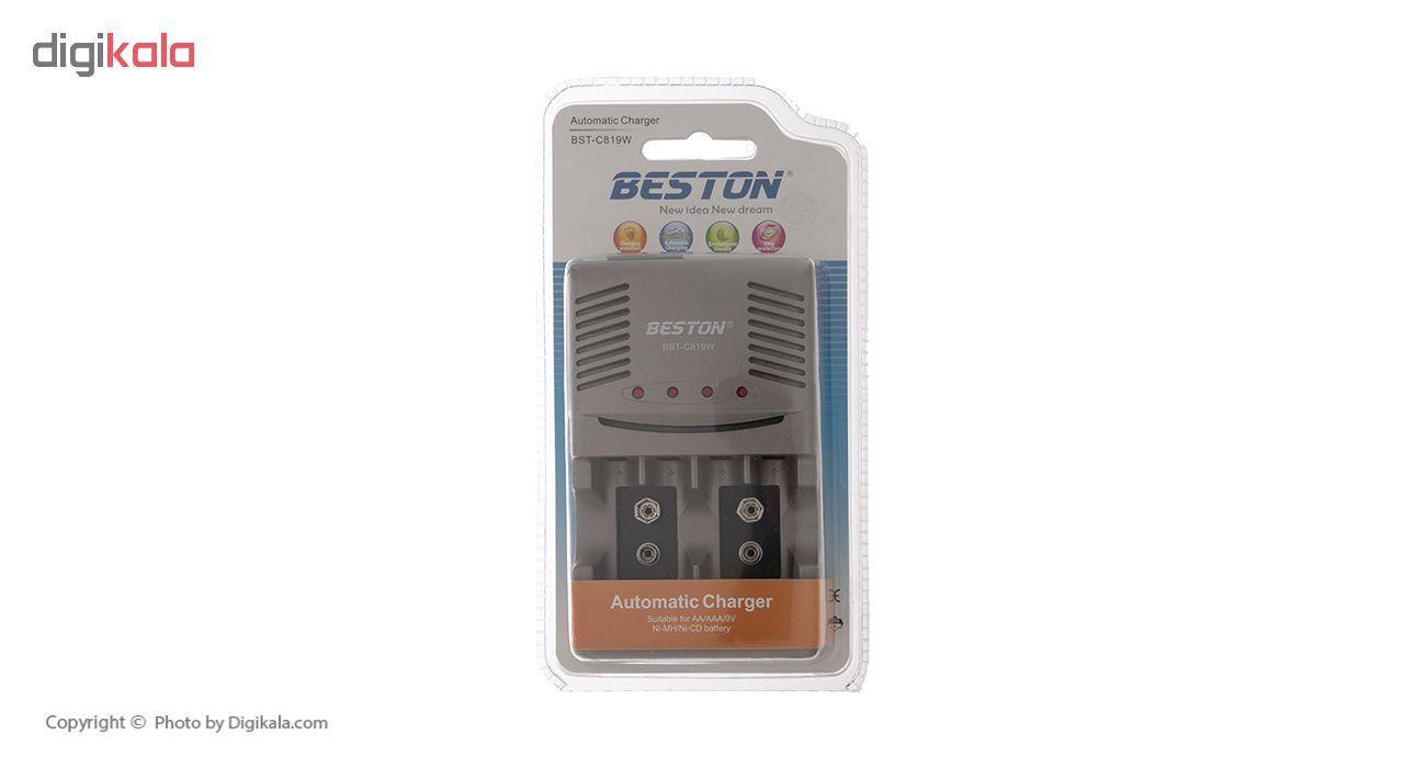 شارژر باتری بیستون مدل BST Pro کد C819W main 1 2