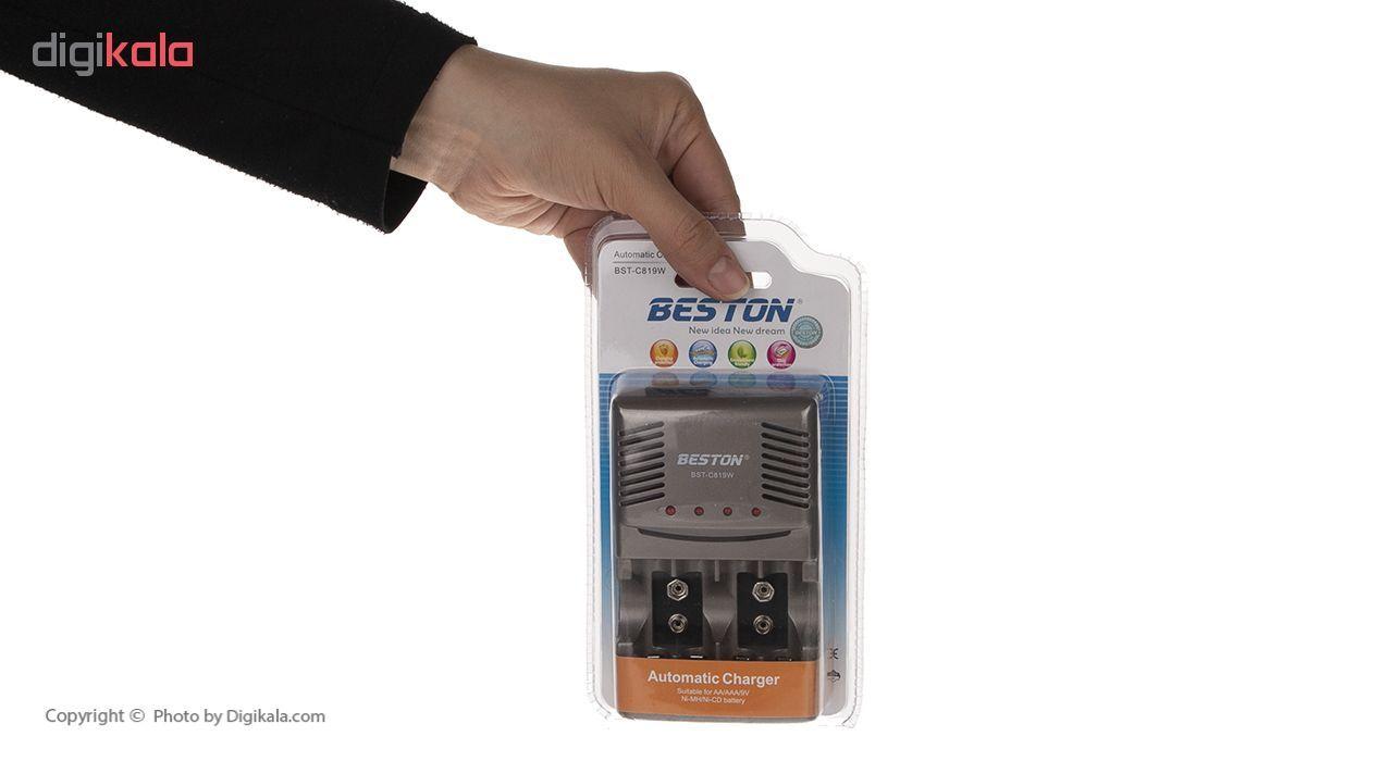 شارژر باتری بیستون مدل BST Pro کد C819W main 1 6
