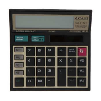ماشین حساب کاسی مدل MD-512V II