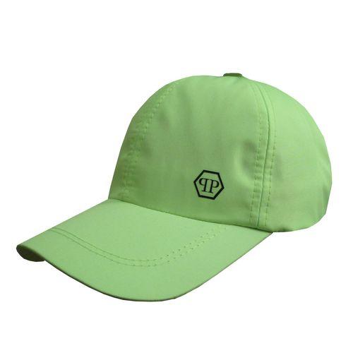 کلاه کپ مردانه مدل SJ کد 127 رنگ فسفری