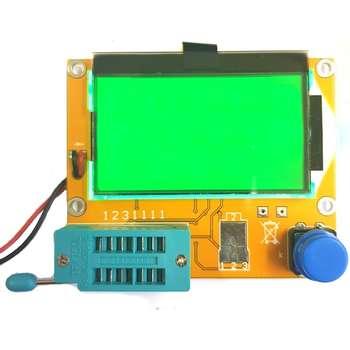 دستگاه تستر قطعات الکترونیکی مدل LCR-T4