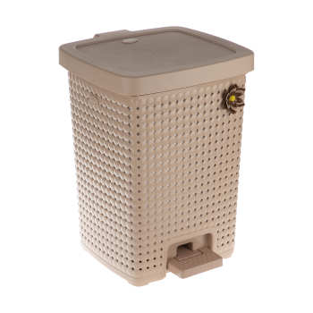 سطل زباله پدالی هوم کت کد 1205278