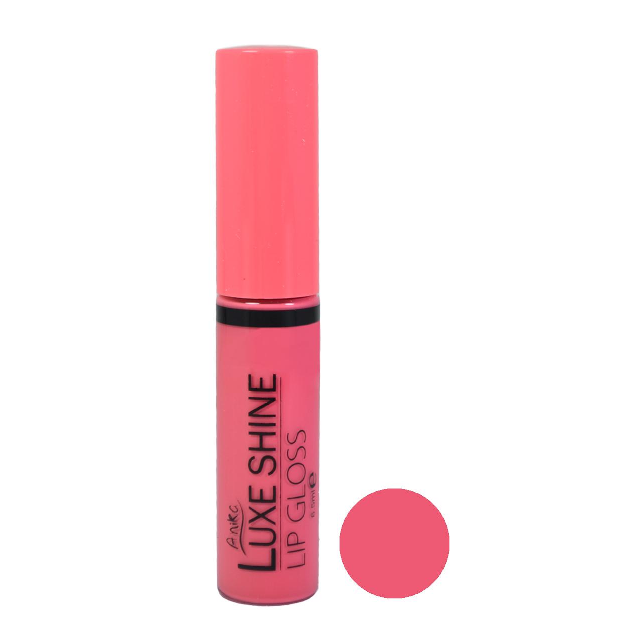 رژ لب مایع آنیکا مدل Luxe Shine شماره L09