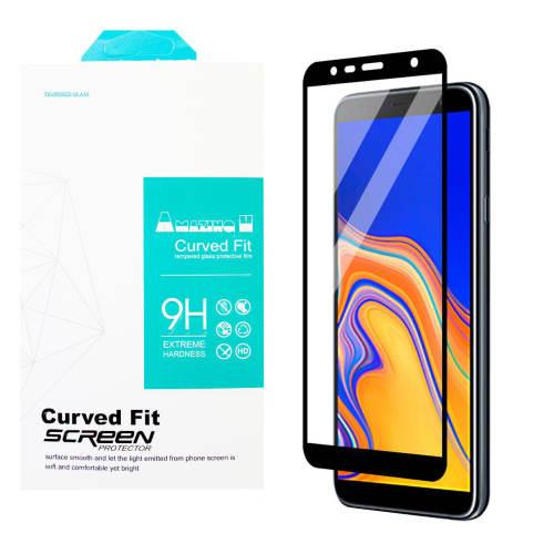 محافظ صفحه نمایش 6D مدل MT7 مناسب برای گوشی موبایل سامسونگ Galaxy J6 Plus 2018