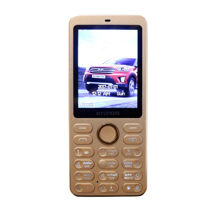 گوشی موبایل هیوندای مدل seoul K2 دو سیم کارت
