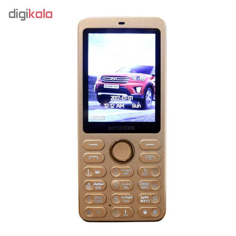 گوشی موبایل هیوندای مدل seoul K2 دو سیم کارت main 1 1