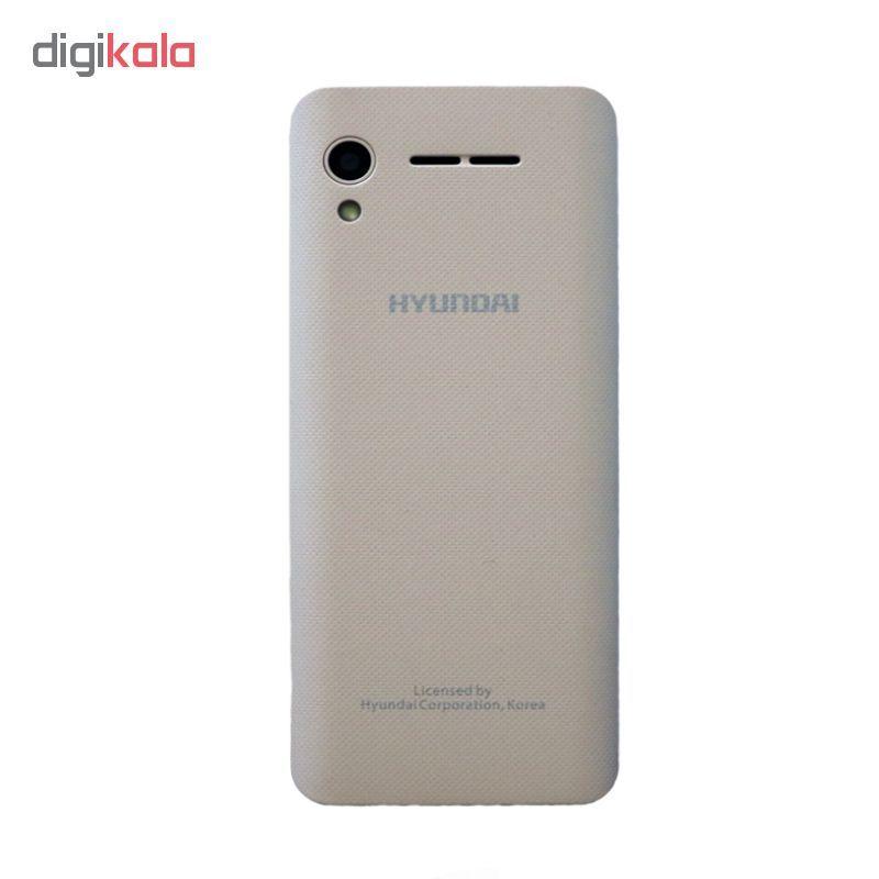 گوشی موبایل هیوندای مدل seoul K2 دو سیم کارت main 1 2