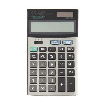 ماشین حساب کاسی مدل CA-580