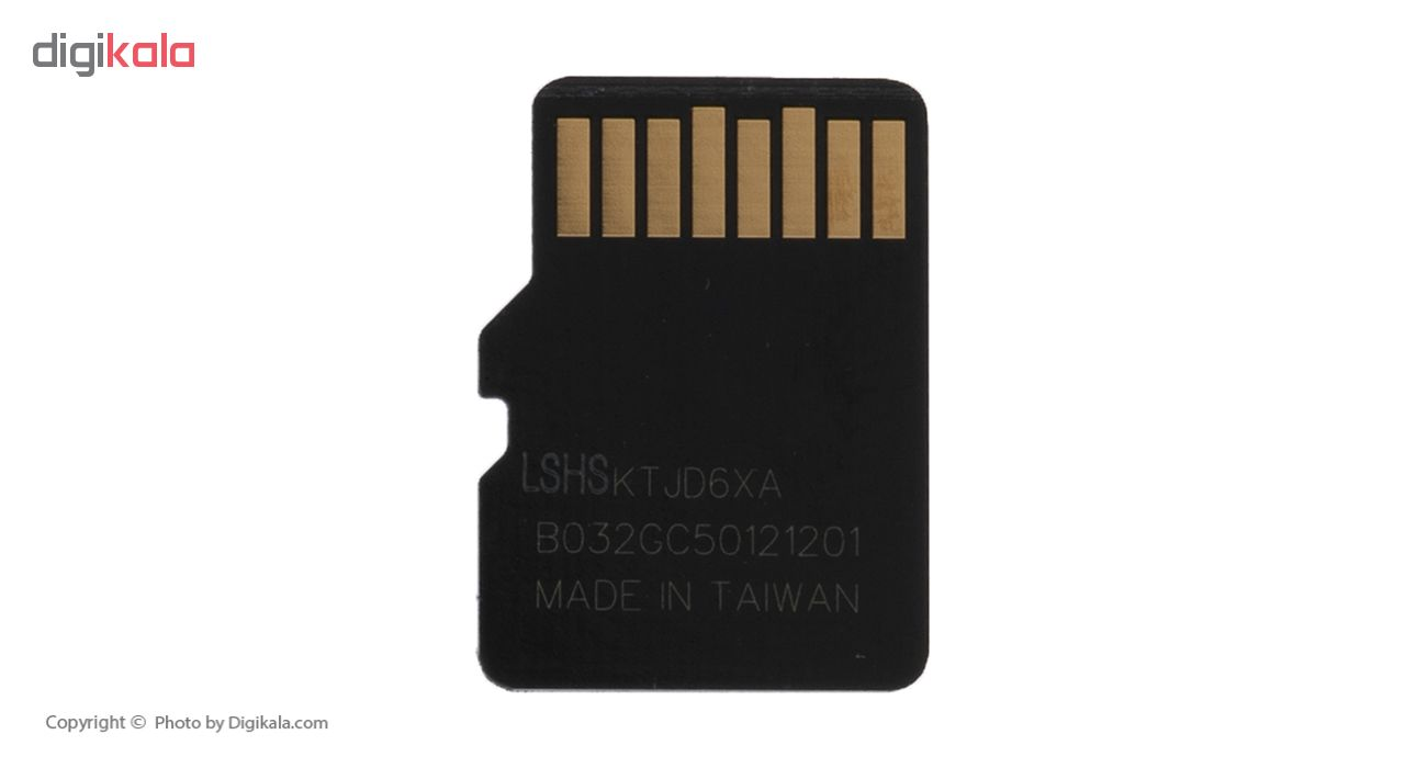 کارت حافظه microSDHC لنیس مدل 10812 کلاس 10 ظرفیت 32 گیگابایت