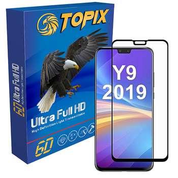 محافظ صفحه نمایش تاپیکس مدل Super Hard مناسب برای گوشی موبایل هوآوی Y9 2019