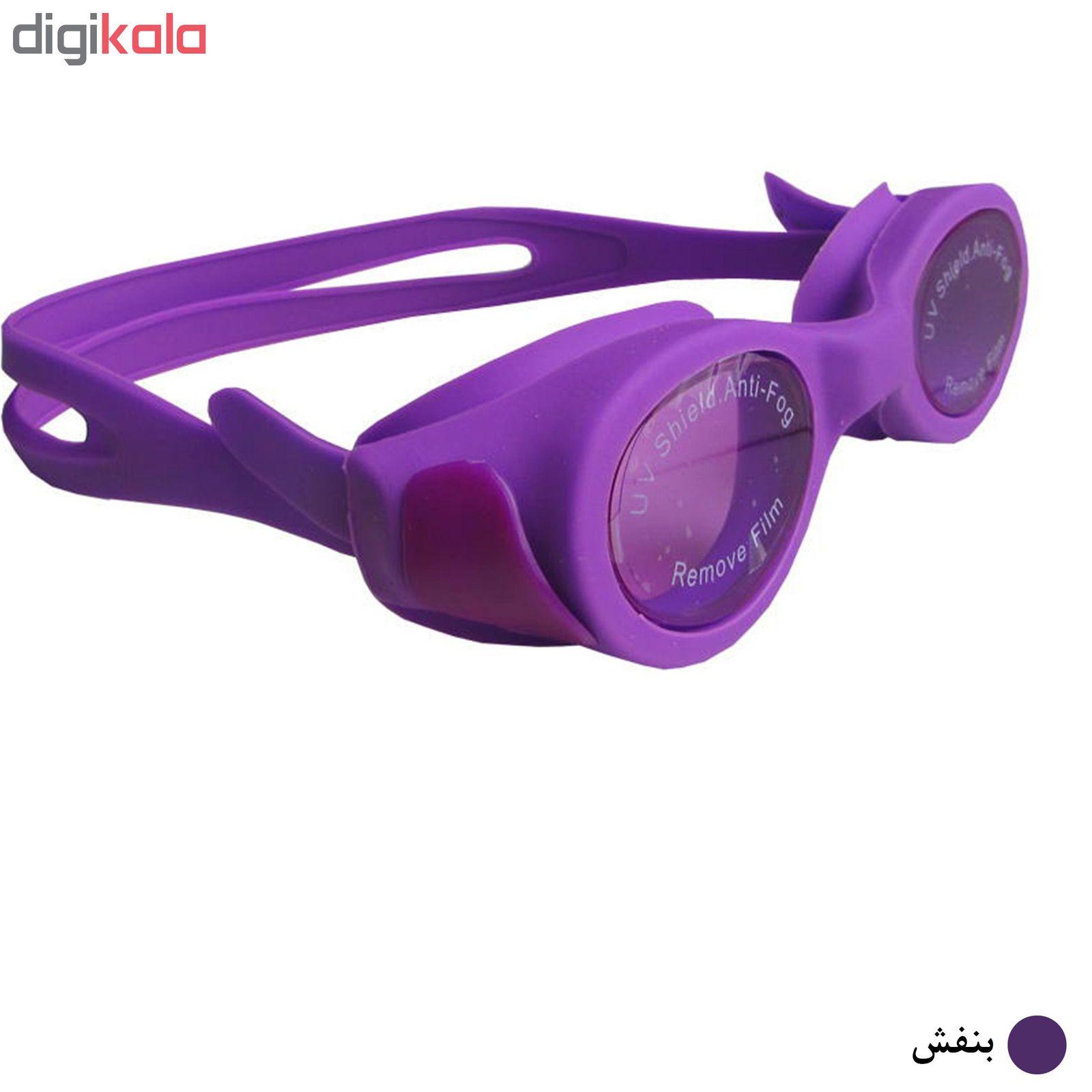 عینک شنا  مدل S2052 main 1 3