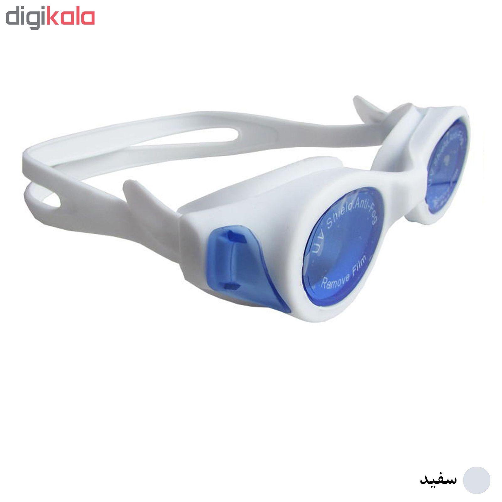 عینک شنا  مدل S2052 main 1 4