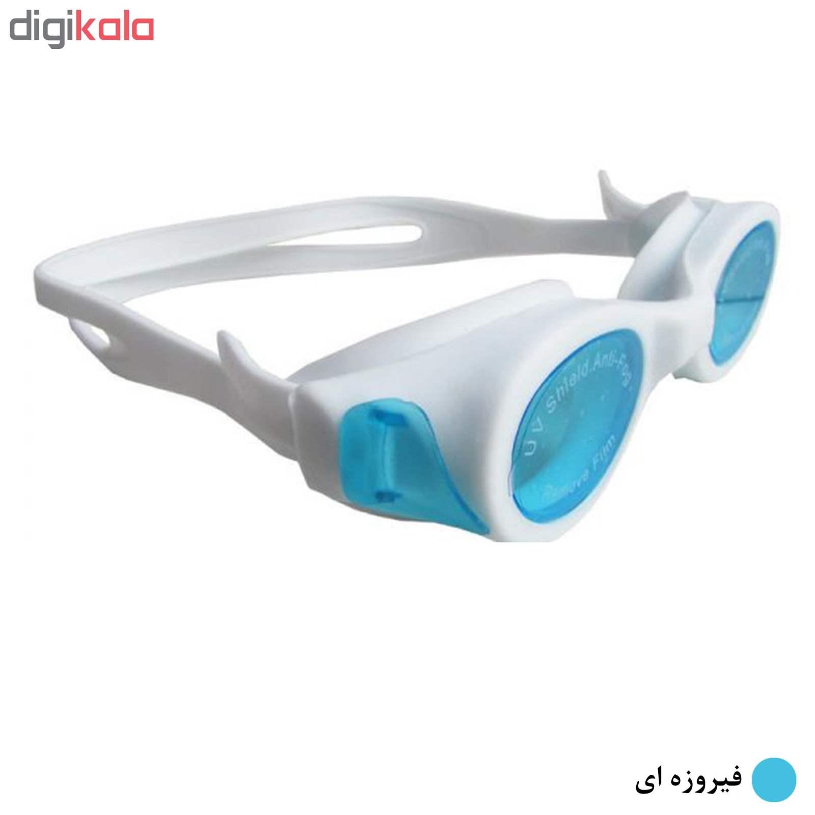 عینک شنا  مدل S2052 main 1 5